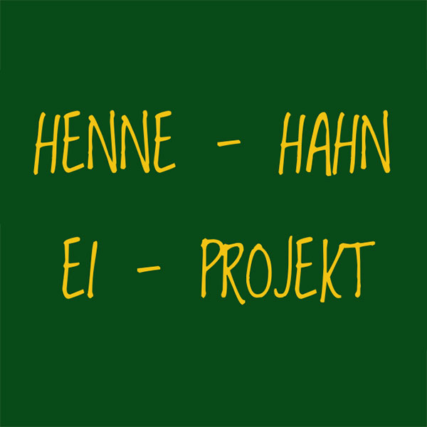 Hahn-henne-ei