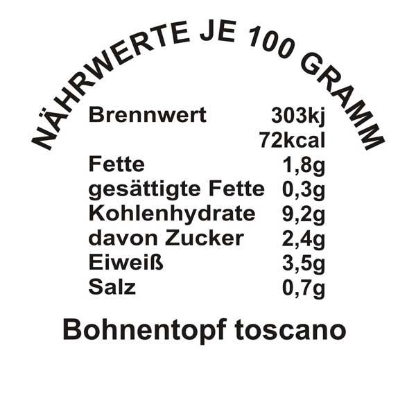 Bohnentopf