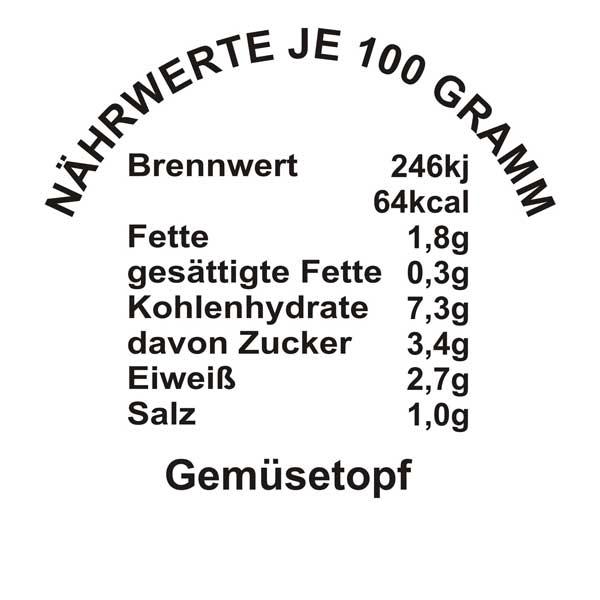 Gemuesetopf